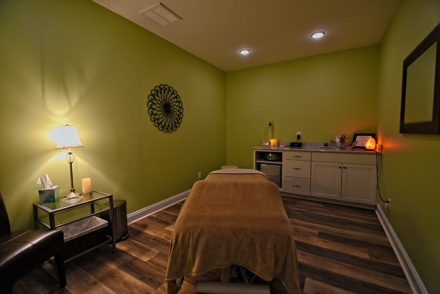Sacred Willow Spa Solice